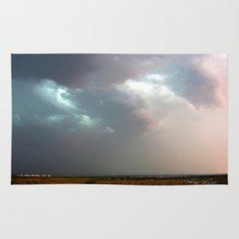 Stormy Sky storm1 Rug