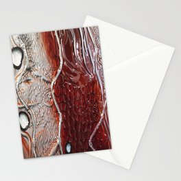 Don't Harm Animals - Glass Art Stationery Cards