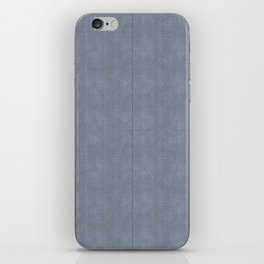 Stitch Weave Geometric Pattern iPhone Skin