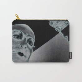Metal Uta Carry-All Pouch