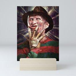 Nasty Freddy Mini Art Print