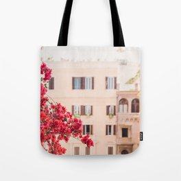 Springtime in Rome Tote Bag
