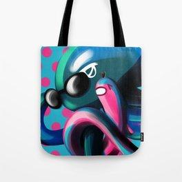 Octagon & Meri Tote Bag