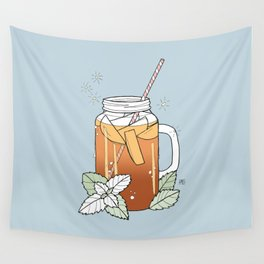 sweet tea Wall Tapestry