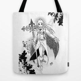 Arthur Auguste Angel Tote Bag