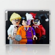 Two Face's Worst Nightmare Laptop & iPad Skin