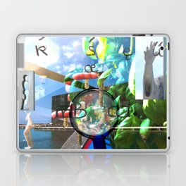 te6ab1et Laptop & iPad Skin