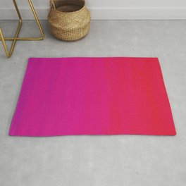 Rose at Dawn Rug