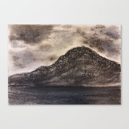 Norwegian Mountain by Gerlinde Canvas Print