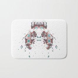Inkdala LXXII Bath Mat