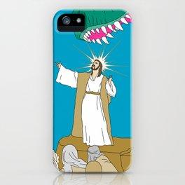 Jesus, Etc. iPhone Case