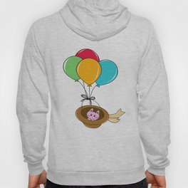 Kitty Traveling Hoody