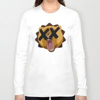body Long Sleeve T-shirts featuring Body by Michaëlis Moshe