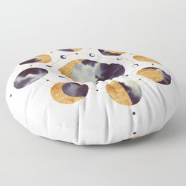 Lunar Light Floor Pillow