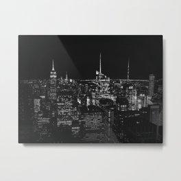 New York, NY. 2019 Metal Print