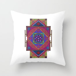 Just Another Roll of the Dice Throw Pillow