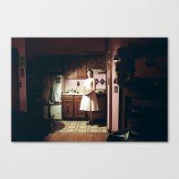 pie Canvas Prints featuring Pie by Kelsey Bennett