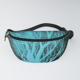 abstract tree Fanny Pack