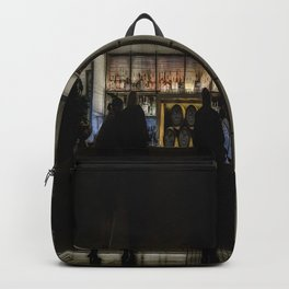 Colourful Late Night Out Backpack