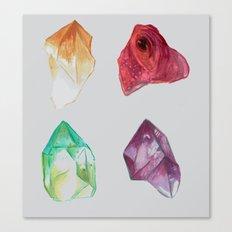 Minerals (2) Canvas Print