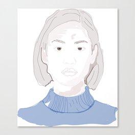 Kiko Canvas Print