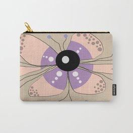 FLOWERY SELMA / ORIGINAL DANISH DESIGN bykazandholly Carry-All Pouch