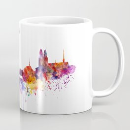 Zurich Skyline Coffee Mug