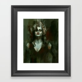 Bellatrix Framed Art Print