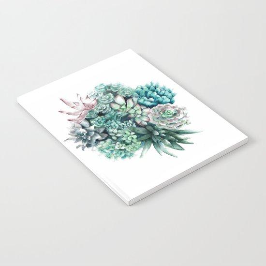 Cactus circle Notebook