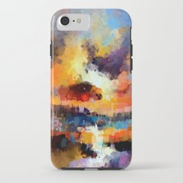Abstract 030 iPhone Case