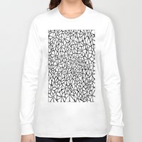 stone Long Sleeve T-shirts featuring Stone by Aleishajune