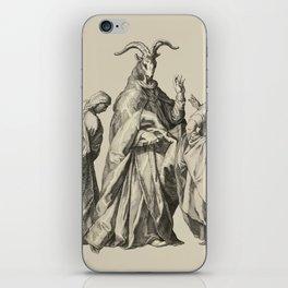 Witches' Sabbath iPhone Skin