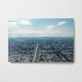 Cityscape  Metal Print