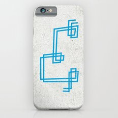 Letter E - Letter A Day Project iPhone 6s Slim Case