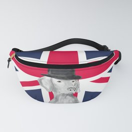 BOWLER HAT WEIM Fanny Pack