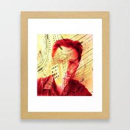 Artificial intelligence Framed Art Print