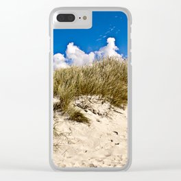 Summer Sand Dune of Denmark Clear iPhone Case