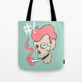 Dang Skull Tote Bag