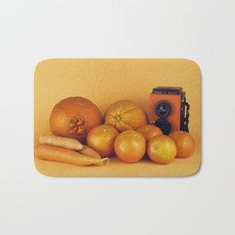 Orange carrots - still life Bath Mat