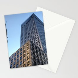 Art Deco Midtown  Stationery Cards