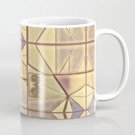 Kit In Abstract Coffee Mug