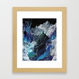 Aggregate Framed Art Print