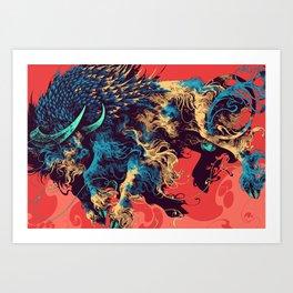 MMXXI Art Print