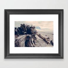 Vintage Ocean 07 Framed Art Print