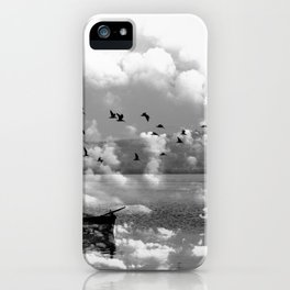 Lonely Waters iPhone Case