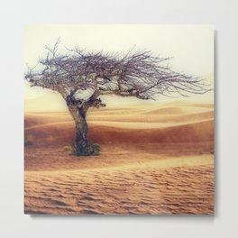 POOR TREE Metal Print