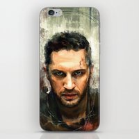 mad max iPhone & iPod Skins featuring Mad Max by Wisesnail
