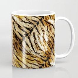 Tiger skin# tiger# striped# Coffee Mug