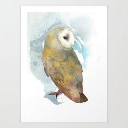 Watcher Art Print