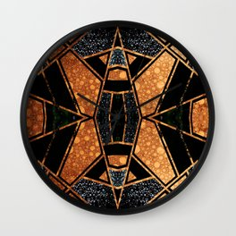 Geometric #957 Wall Clock